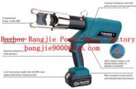 Battery Powered crimping tool 16-400mm2 EZ-400U