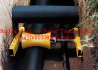 Cable laying roller