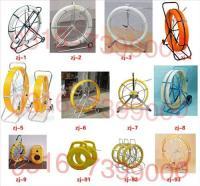 fiberglass snakes, conduit cobra rods, snake duct rodder