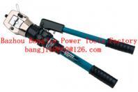Hydraulic crimping tool Safety system inside CYO-400C