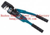 Hydraulic crimping tool Safety system inside KYQ-300