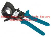 Ratchet cable cutter TCR-325