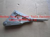 Steel cable wire grips