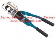 Hydraulic crimping tool Safety system inside KYQ-400