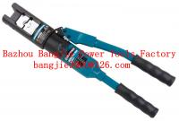 Hydraulic crimping tool Safety system inside