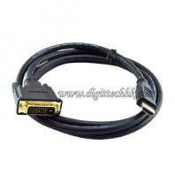 24+1 DVI-D Male to HDMI Male M/M Cable For HDTV DVD TV Plasma