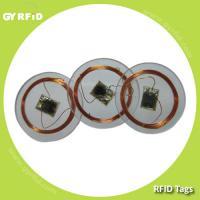 RFID Transparent PVC Disk Tags