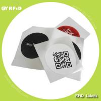 CD Labels with for CD/ DVD tracking/ renting(GYRFID)