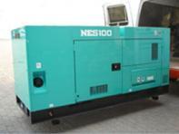 Japan NIPPON SHARYO soundproof  diesel generator set