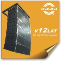 Active(Powered)line array system V12LAT