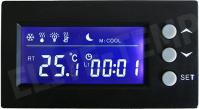 LCD Elite-Temp Dimming Thermostat with Timer Dtc100
