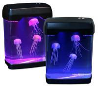 Jellyfish mood aquarium lamp