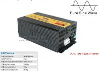 3000W Power Inverter Pure Sine Wave Car Inverters Power Supply AC Adapter Car Charger