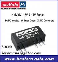 Sell Murata Power Solutions DC/DC Converters NMV0505SAC