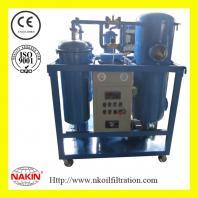 Vacuum Turbine Oil Filtration Machine