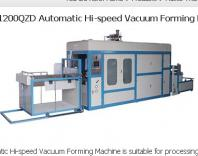 SP-700/1200QZD Automatic Hi-speed Vacuum Forming Machine