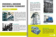 iodized salt refining plant