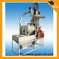 flour mill machine grinding roller feeding performance