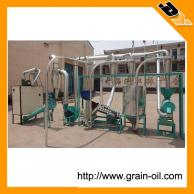 Manual Operation corn production line