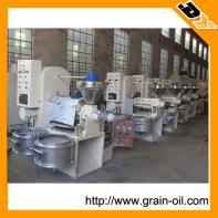 Vertical Automatic Oil Press Machine