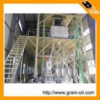grain mill machine reaches