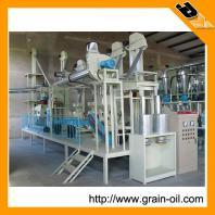 Self-Feeding wheat mills