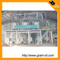 wheat flour mill have reached the international advanced level