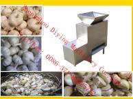 Garlic separator