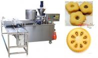 Sandwiched-printed Biscuit Making Machine