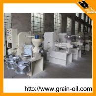oil press sticky material