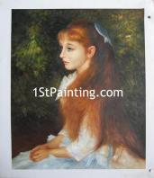 Handmade Oil Canvas Painting