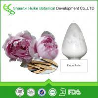 Natural Paeonia albiflora extract 10% paeoniflorin powder