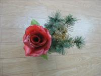 Mini Christmas flower pot