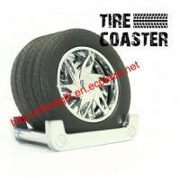 Car Tire Coaster