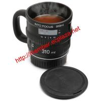 Ceremic DSLR Camera Lens Coffee Mug