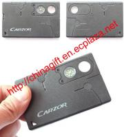 9-in-1 Multifunctional Portable Card Tools