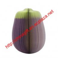 Eggplant Shaped Memo Pad