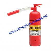 Fire Extinguisher Mini Desktop Vacuum Cleaner