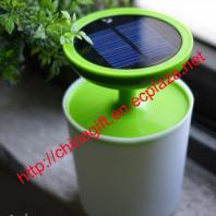 Pot Solar Night Light Plant