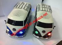 Potable Bus Music Speaker Support TF Card/USB/MP3 Build-in lithium Battery