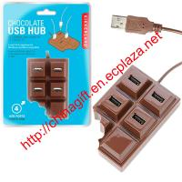 Chocolate Bar USB Hub