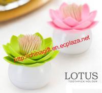 Lotus Style ToothPick Holder