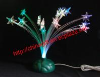 USB 7 color changing fiber orchid
