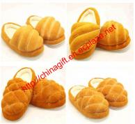 Bread Shape Slippers