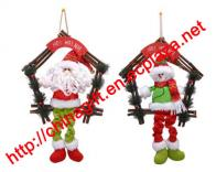 Santa Claus Christmas Tree Hanging Ornaments