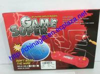 SUPER NERVE BUZZ WIRE GAME