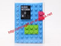 Valentine\\\'s Day Heart Lego Notebook