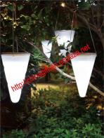 Hanging Cornets LED Solar Light