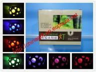 Led Light Control Solar Pot Lamp