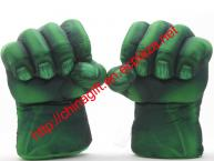 The Hulk boxing gloves